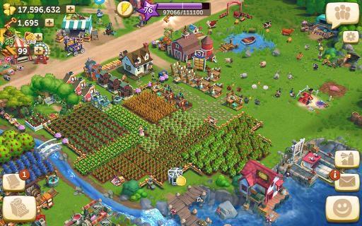 FarmVille 2 Cельское уединение (Zynga Inc.) screenshot