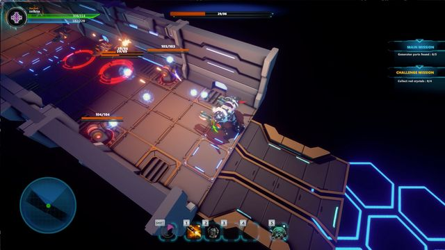 Dungeons and Robots screenshot