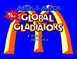Global Gladiators screenshot