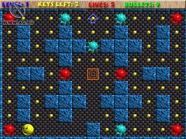 PacDoom screenshot