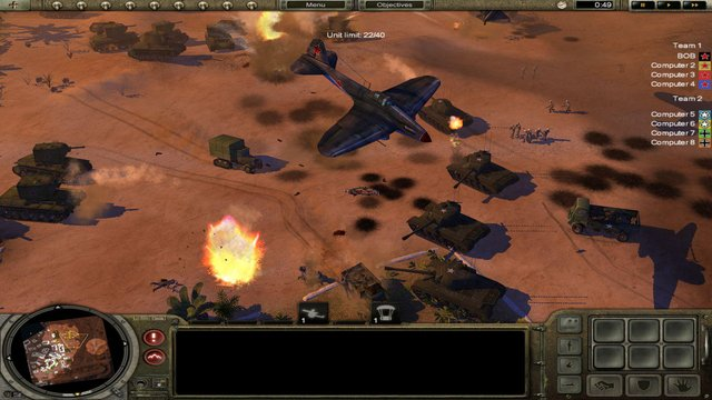 Codename: Panzers, Phase Two screenshot