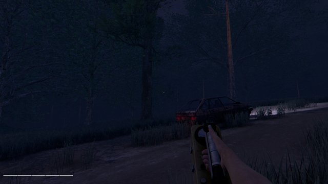 The Rake: Red Forest screenshot