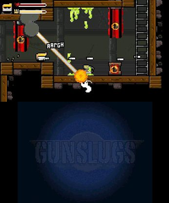 Gunslugs 2 screenshot