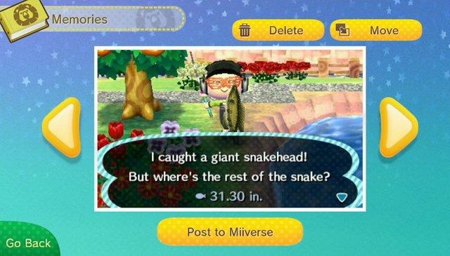 Animal Crossing Plaza screenshot