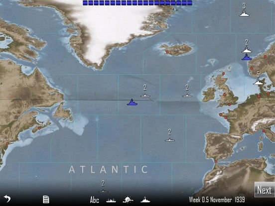 Atlantic Fleet screenshot