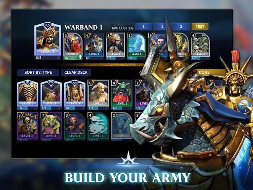 Warhammer Age of Sigmar: Realm War screenshot