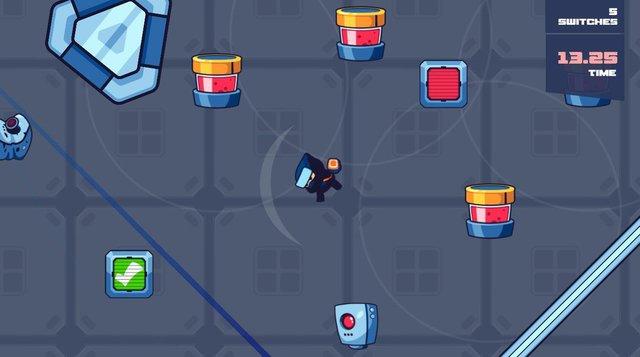 Kickochet screenshot