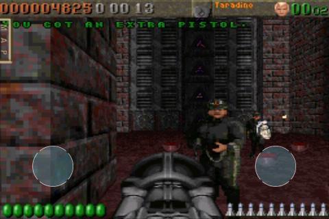 Rise of the Triad (1994) screenshot