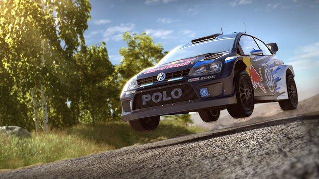 WRC 5 FIA World Rally Championship screenshot