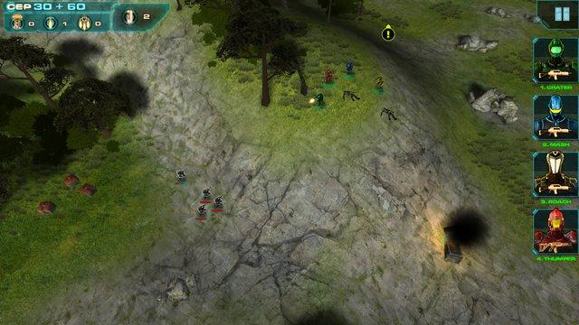 Line Of Defense Tactics - Tactical Advantage screenshot