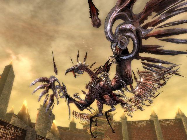 Guild Wars Factions screenshot