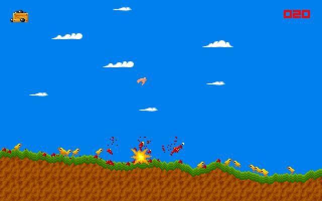 Chickens (1996) screenshot