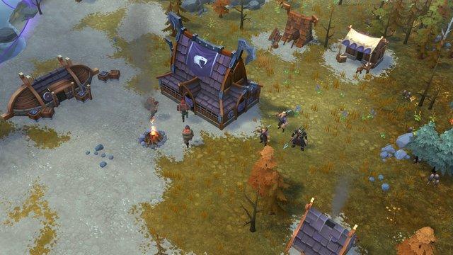 Northgard - Sváfnir, Clan of the Snake screenshot
