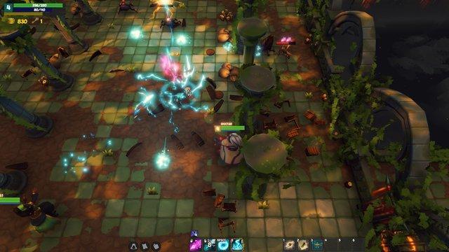 Boss Crushers screenshot