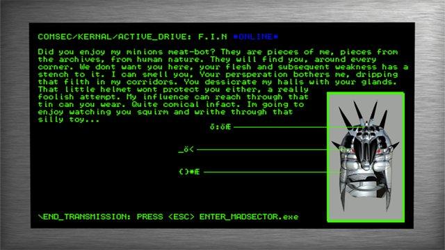 Mad-Sector screenshot