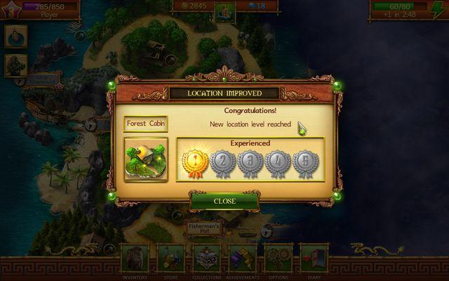 Lost Lands: Mahjong screenshot