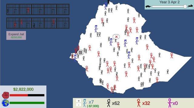 Ethiopian People's Revolutionary Democratic Front screenshot