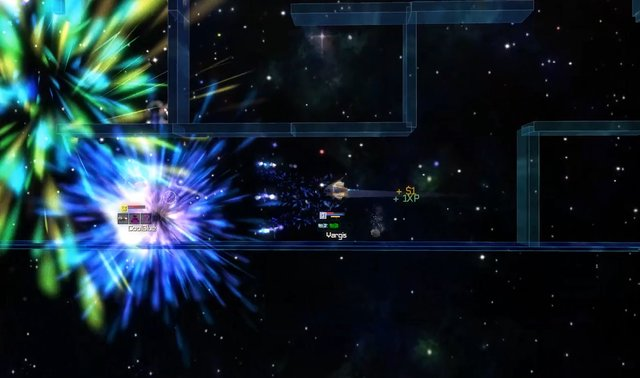 Yargis - Space Melee screenshot