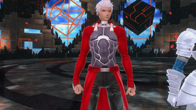 Fate/EXTELLA screenshot