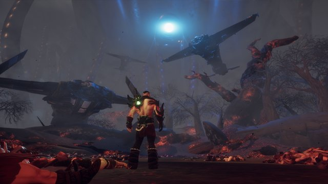 Warlander screenshot