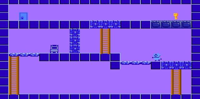 Space Leaper (itch) screenshot