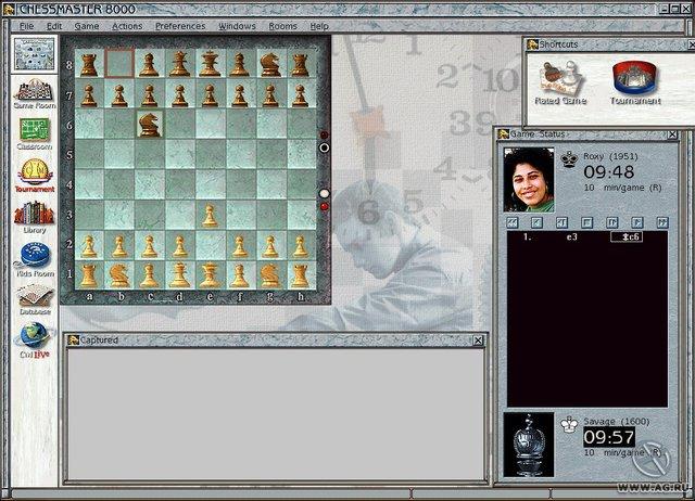 Chessmaster 8000 screenshot