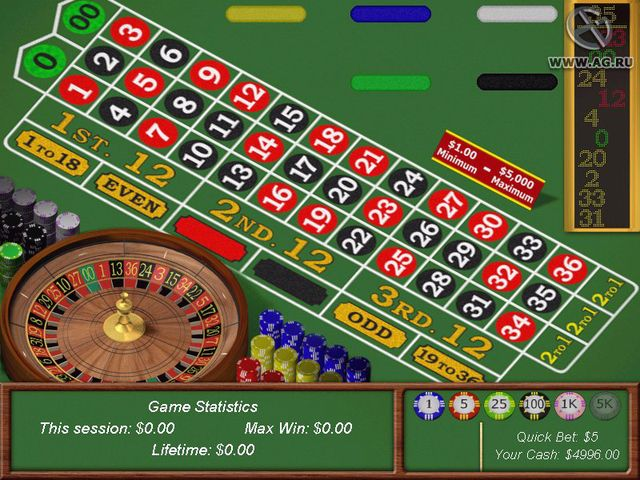 Vegas Games Midnight Madness Table Games Edition screenshot