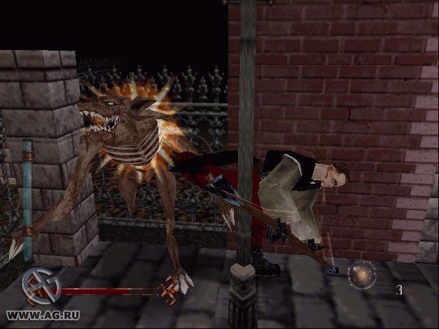 Nightmare Creatures screenshot