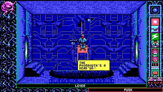 Chamber of the Sci-Mutant Priestess screenshot