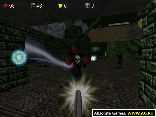 Metal screenshot