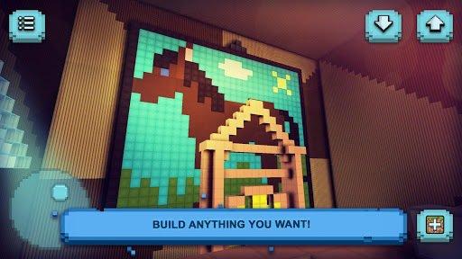 Tiny Craft: Block Exploration screenshot