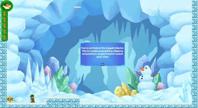Building Block Heroes: Rush Edition screenshot