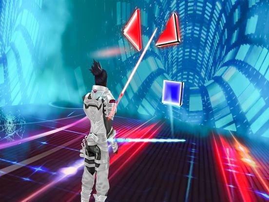 Beat Sky Saber Storm screenshot