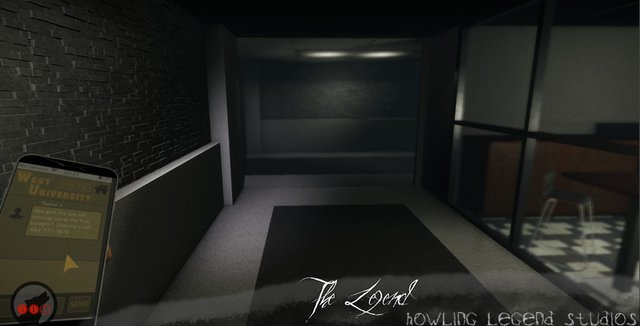 The Legend: A University Story screenshot
