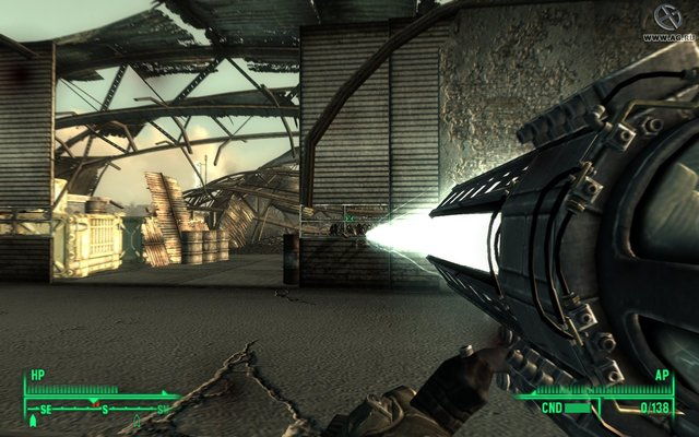 Fallout 3: Broken Steel screenshot