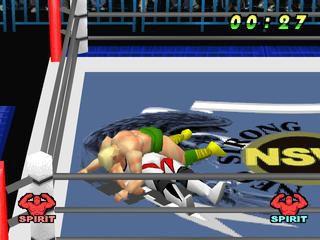 WCW vs. the World screenshot