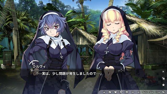 Grisaia Phantom Trigger Vol.3 screenshot