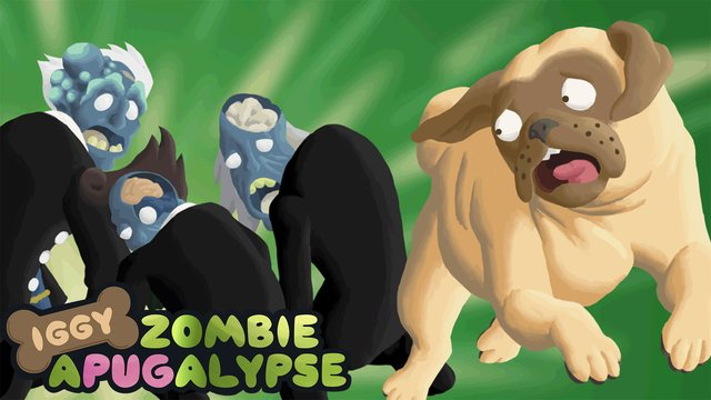 Iggy's Zombie A-Pug-Alypse screenshot
