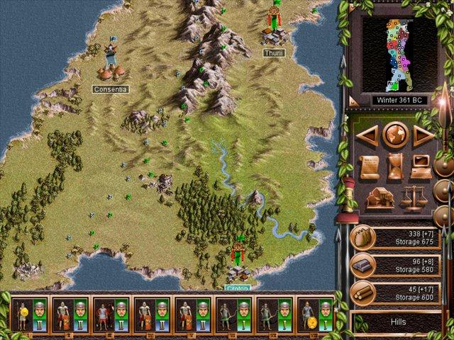 Legion screenshot