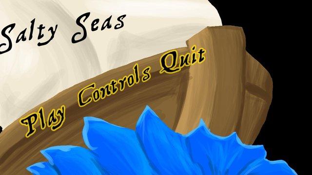 Salty Seas screenshot