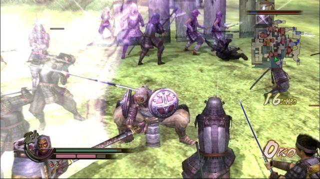 SAMURAI WARRIORS 2 screenshot