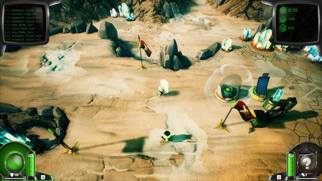 Mars or Die! screenshot
