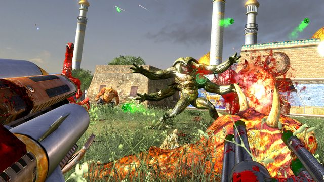Serious Sam VR: The Second Encounter screenshot