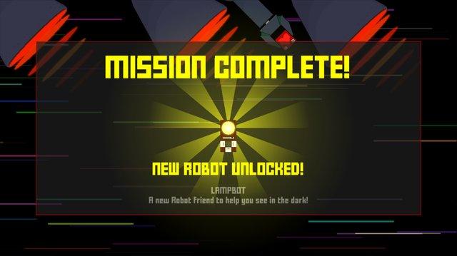 Robots In The Wild screenshot