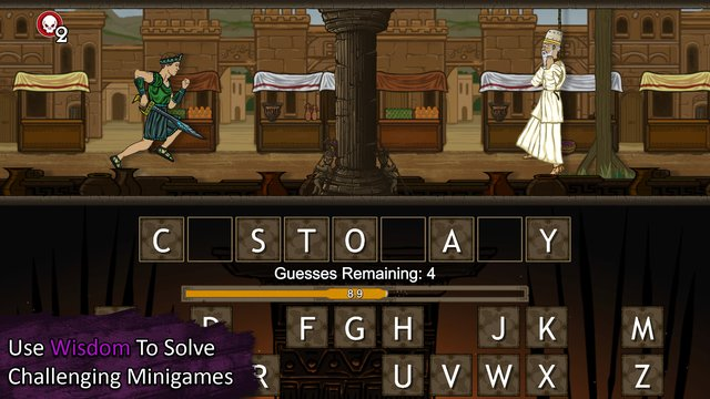 God of Word screenshot