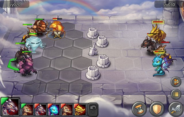 Heroes Tactics screenshot