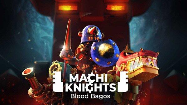MachiKnights Blood Bagos screenshot