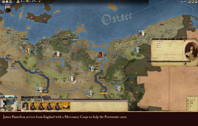 Thirty Years' War screenshot
