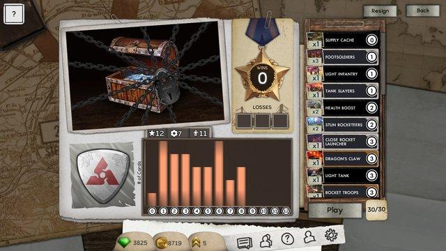 March of War: FaceOff - XL screenshot