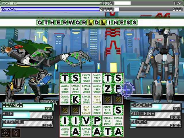 Obliteracy screenshot